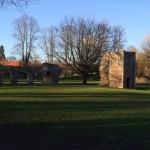 Abbey Gardens - Dovecote