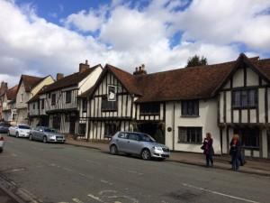 Swan Hotel, Lavenham.